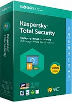 Антивирус Kaspersky Total Security Dvc+Account KPM+Account KSK Card Band C: 3 3Dvc Renewal 1 year - Интернет-магазин Intermedia.kg