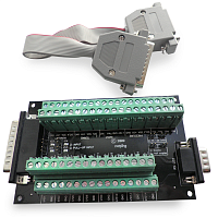 NetPing Connection board v2 NetPing Connection board v2 (коммутационная плата для UniPing v3) шт - Интернет-магазин Intermedia.kg