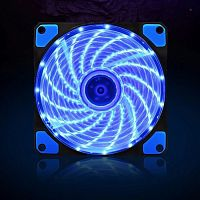 Multicolor 15 Led Lights PCCooler B07 50cm Blue - Интернет-магазин Intermedia.kg