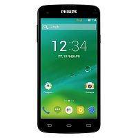 "Смартфон Philips Xenium i908 Black (5.0"" IPS (1920x1080), Octa-Core (1.7Ghz), 2GB, 16GB, Wi-Fi, Dual SIM, BT, Front 2Mp, Rear 13Mp, Android 4.4) - Интернет-магазин Intermedia.kg"