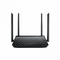 Wireless  AP+Router ASUS RT-AC57U AC1200 Smart Dual Band Gigabit Router 4G 4Antennas 300Mbps+867Mbps - Интернет-магазин Intermedia.kg