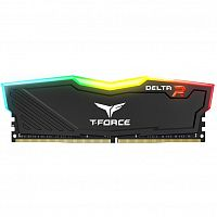 Оперативная память DDR4 Gaming Delta T-Forse 16GB Kit (2x8Gb) PC4-25600 (3200MHz),подсветка RGB,TEAM Elite(TF3D48G3200HC16CBK) - Интернет-магазин Intermedia.kg