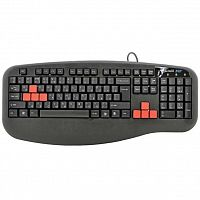 Клавиатура A4Tech G600 GAMING KEYBOARD PS/2+USB US+RUSSIAN - Интернет-магазин Intermedia.kg