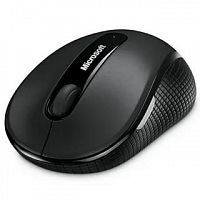 Мышь Microsoft Wireless Mobile Mouse 4000 беспроводная, D5D-00001, Black - Интернет-магазин Intermedia.kg