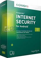 Антивирус Kaspersky Internet Security for Android MD Mobile device Card Band A: 1 1MD Base 1 year - Интернет-магазин Intermedia.kg