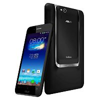 "Asus Padfone Mini 16GB Black RU (A11-1A025WWE), Qualcomm Snapdragon 400 1.4GHz QuadCore, 1GB, 16GB, MicroSD, Phone 4.3"" qHD (960x540) IPS, Pad 7"" WXGA (1280x800) IPS, 8MP RCam, 2MP FCam, 3G Voice, WiF - Интернет-магазин Intermedia.kg"