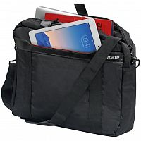"Сумка Promate Gear-MB Lightweight Messenger Bag with Front Storage Zipper for Laptops up to 15.6"" - Интернет-магазин Intermedia.kg"