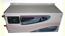 Инвертор POWER STAR W7 1000w PS-1012VA/12vDC/ 230VAC-50hz OUTPUT PURE SINEWAVE/LCD/withoutbattery in - Интернет-магазин Intermedia.kg