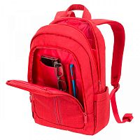 "Рюкзак RivaCase 7560 Canvas Red 15.6"" Backpack"