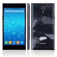 "Смартфон Zopo ZP920 Black (5.2"" LTPS (1920x1080), Octa-Core (1.7Ghz), 2GB, 16GB, Wi-Fi, BT, LTE, Front 8Mp, Rear 13Mp, Android 4.4.4) - Интернет-магазин Intermedia.kg"