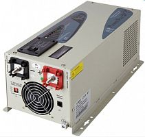INVERTER POWER STAR W7 3000w PS-3012VA/12vDC/ 230VAC-50hz OUTPUT PURE SINEWAVE/LCD (ток заряда 35А) - Интернет-магазин Intermedia.kg