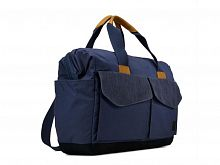 "Сумка CASE LOGIC LODB115DBL 15.6"" ATTACHE,DRESS BLUE - Интернет-магазин Intermedia.kg"