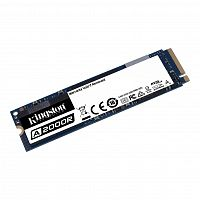 Диск SSD Kingston A2000M8 500GB M.2 2280 NVMe - Интернет-магазин Intermedia.kg