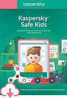 Антивирус Kaspersky Safe Kids User User Box Band A: 1 1User Base 1 year - Интернет-магазин Intermedia.kg