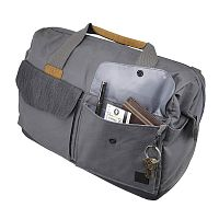 "Сумка CASE LOGIC LODB115GR 15.6"" ATTACHE,GRAPHITE - Интернет-магазин Intermedia.kg"