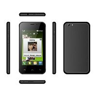 "Смартфон Bravis Light Black (4.0"" IPS (800x480), Quad-Core (1.3Ghz), 512MB, 4GB, Wi-Fi, Dual SIM, BT, Front 0.3Mp, Rear 2Mp, Android 4.4) - Интернет-магазин Intermedia.kg"