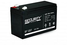 Батарея UPS Security Force SF1207 12V 7Ah Lead-Acidgel - Интернет-магазин Intermedia.kg