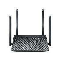Wireless  AP+Router ASUS RT-AC1200 AC1200 Smart Dual Band Gigabit Router 4Antennas 300Mbps+867Mbps - Интернет-магазин Intermedia.kg