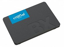 Crucial SSD 240GB [CT240BX500SSD1] BX500 3D NAND SATA 2.5-inch, Read/Write up 540/500MB/s, 1.5Mh(MTBF) - Интернет-магазин Intermedia.kg