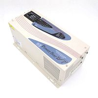 Инвертор POWER STAR W7 2000w PS-2012VA/12vDC/ 230VAC-50hz OUTPUT PURE SINEWAVE/LCD/withoutbattery in - Интернет-магазин Intermedia.kg