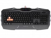 Клавиатура A4Tech BLOODY B254 LIGHT STRIKE GAMING 4 IR MICRO-SWITCH KEYBOARD USB US+RUSSIAN - Интернет-магазин Intermedia.kg