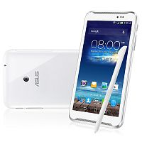 "Asus FonePad Note 6 RU White (ME560CG), Intel® Atom™ Z2580 2.0 GHz Dual-Core, 3G Voice, 2GB, 16GB, MIcroSD, 6"" FullHD (1920x1080) Super IPS, Dual Speakers, 8MP RCam, 1.2MP FCam, WiFi, BT, GPS, GLONASS - Интернет-магазин Intermedia.kg"
