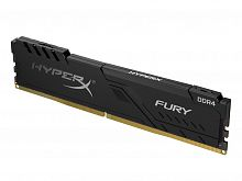 Оперативная память DDR4 16GB Kit (8GBx2) 2666MHz PC4-21300 with Radiator, HyperX Fury Black, Kingston [HX426C16FB3K2/16] - Интернет-магазин Intermedia.kg