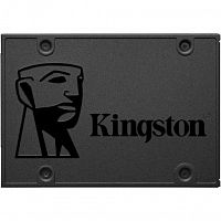 "Диск SSD Kingston SSD 960GB A400 SATAIII 2.5"" Read/Write up 500/350MB/s [SA400S37/960G] - Интернет-магазин Intermedia.kg"